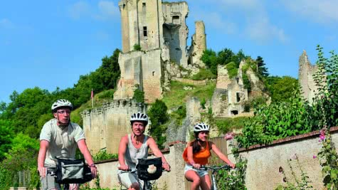Randonnées en Loir-et-Cher Val de Loire - Vacances nature et sportives