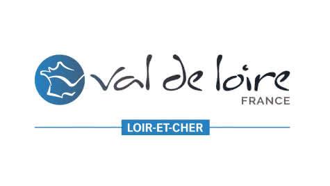 Logo tourisme du Loir-et-Cher en Val de Loire