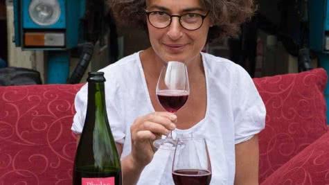 Ariane Lesné - Domaine de Montrieux en Vallée du Loir - Femme vigneronne des vins au féminin du Loir-et-Cher en Val de Loire