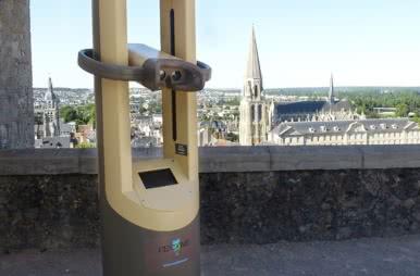 Borne Timescope aventure à Vendôme en Loir-et-Cher Val de Loire