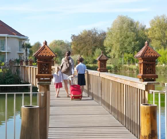 Hôtel Les Jardins de Beauval en Loir-et-Cher Val de Loire ©Stéphane d'Allens