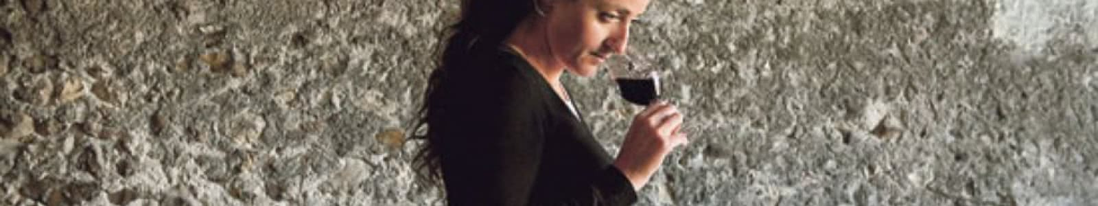 Noëlla Morantin - Femme vigneronne des vins au féminin du Loir-et-Cher en Val de Loire