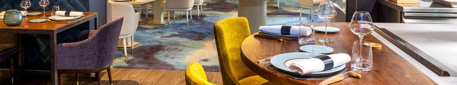 Salle restaurant la Maison d'à Côté ©la Maison d'à Côté
