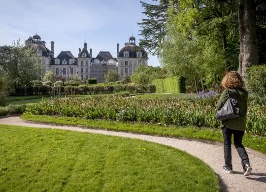 Château de Cheverny Jardin