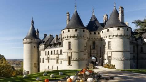 Les Splendeurs d'Automne du Domaine de Chaumont-sur-Loire - Du 20 octobre au 4 novembre 2018