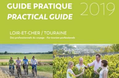 Provoyage - Guide Pratique 2019 du Tourisme en Val de Loire - Loir-et-Cher - Touraine