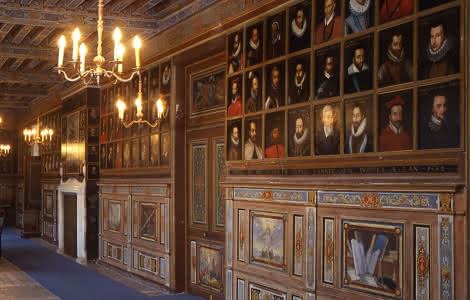 Provoyage - La galerie des portraits du château de Beauregard ©C.Lazzi