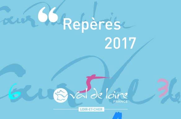 Provoyage - Memento Repères 2017 - Etudes et statistiques touristiques du Loir-et-Cher en Val de Loire