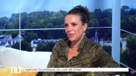 Tilt TVTours - Les chroniques du Loir-et-Cher en Val de Loire - Plogeon dans l'univers Timescope