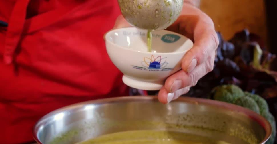 Fête de la Soupe au Jardin du Plessis Sasnières en Loir-et-Cher Val de Loire