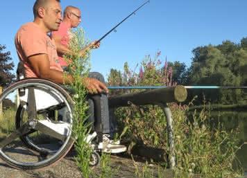Tourisme et Handicap - Vacances adaptées pour tous en Loir-et-Cher Val de Loire ©Mir-Photos-ADT41