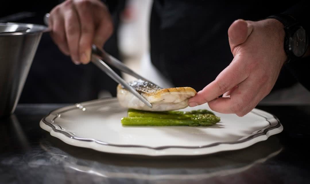 Restaurant Le Grand Saint-Michel - Vacances royales et savoureuses à Chambord en Loir-et-cher Val de Loire ©Le Relais de Chambord