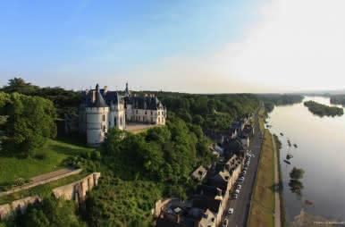 Château de Chaumont-sur-Loire - Vacances en Vallée de la Loire Loir-et-Cher - Guide Autour de Chaumont sur Loire©DR