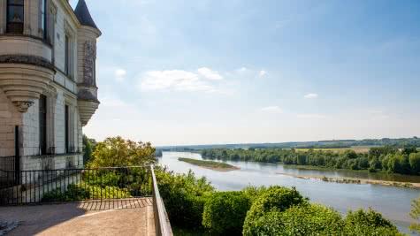 La Loire fleuve royal en loir et cher