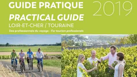 Le Guide Pratique 2019 du Loir-et-Cher en Val de Loire