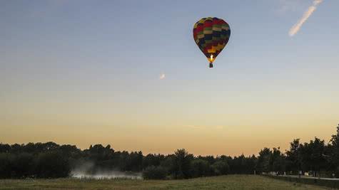 Vol en montgolfière Les Compagnons du Vent - Découverte du Loir-et-Cher en Val de Loire