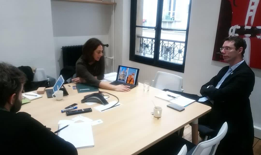 Provoyage - Démarcharge professionnel décembre 2018 à Paris - Programme touristique en Loir-et-Cher Val de Loire