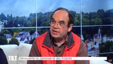Tilt TVTours - Les chroniques du Loir-et-Cher en Val de Loire - Les trognes de la Maison Botanique de Boursay