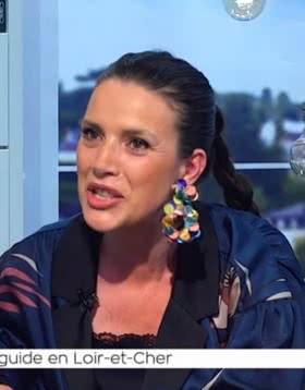 Lygie Rothon et ses chroniques Loir-et-Cher sur TV Tours