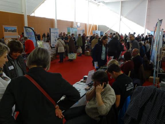 Bourse d'échanges du Carrefour du Tourisme de l'ADT Loir-et-Cher en Val de Loire