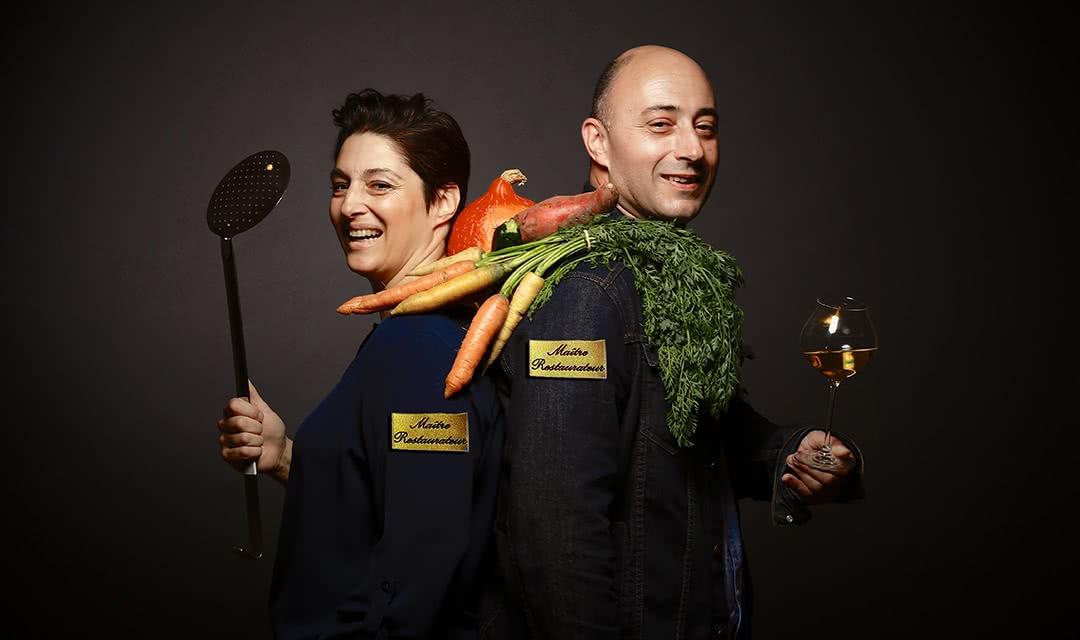 La Trouvaille Patrick Limonta - Cuisine en Loir-et-Cher et Maîtres Restaurateurs du Loir-et-Cher en Val de Loire
