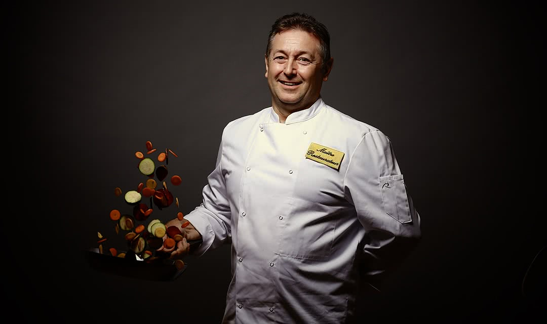 Le Bistrot de Léonard Thierry Roger - Cuisine en Loir-et-Cher et Maîtres Restaurateurs du Loir-et-Cher en Val de Loire