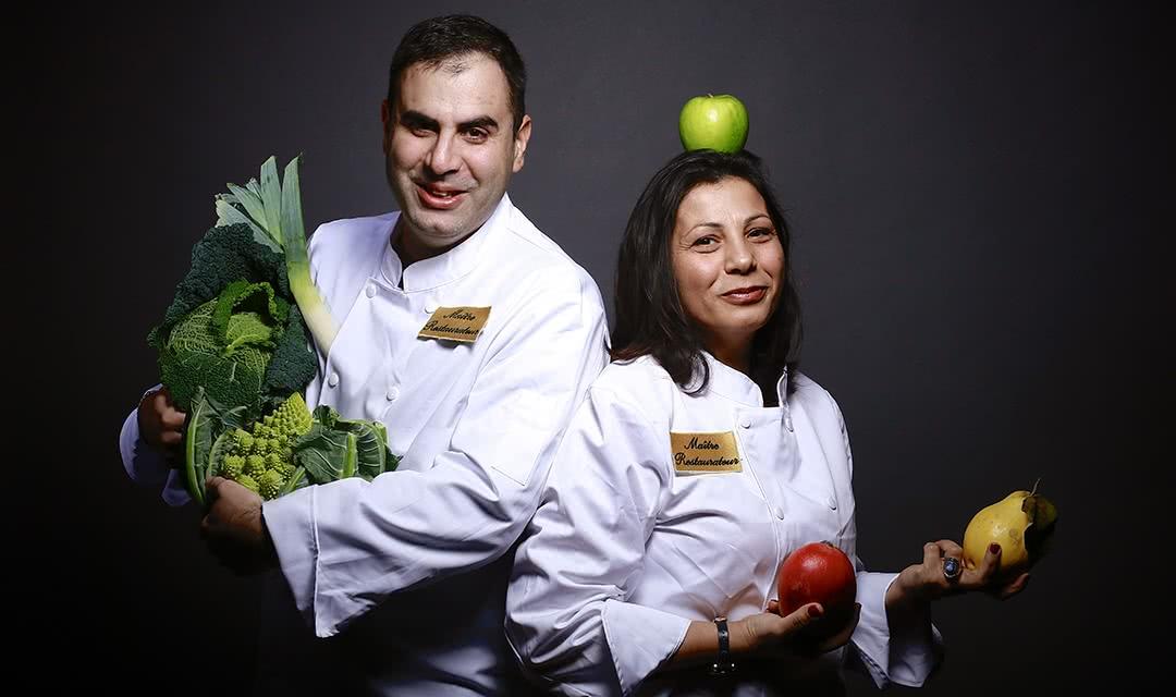 Au gré du vent M. ARTIERE et Mme MANOUKYAN - Cuisine en Loir-et-Cher et Maîtres Restaurateurs du Loir-et-Cher en Val de Loire
