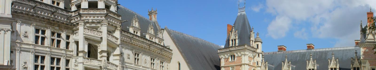 Château royal de Blois - 500 ans de Renaissance(s) en Loir-et-Cher Val de Loire