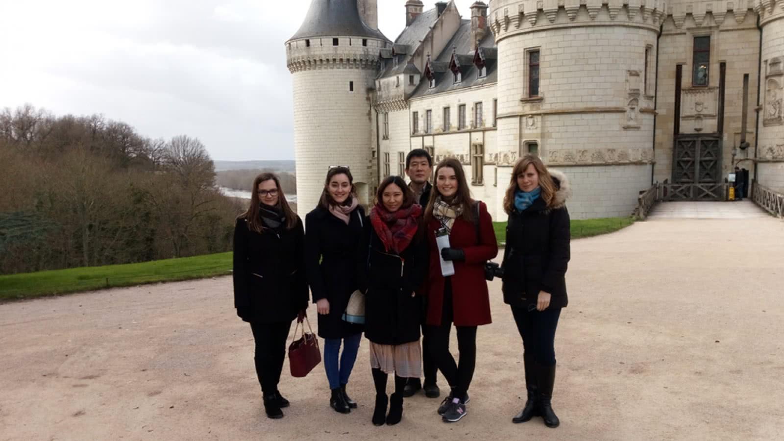 Eductour Kuoni en Loir-et-Cher Val de Loire - BtoB ADT