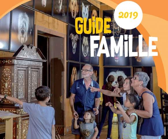 Guide Famille - Sorties et activités en famille en Loir-et-Cher Val de Loire