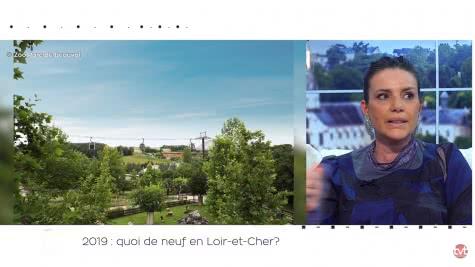 Tilt - Le Loir-et-Cher et sa chronique Quoi de Neuf sur TV Tours - 28 février 2019