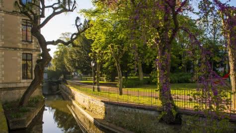 Vendôme, ville d'art et d'histoire en Loir-et-Cher Val de Loire ©Cyril Chigot Département41