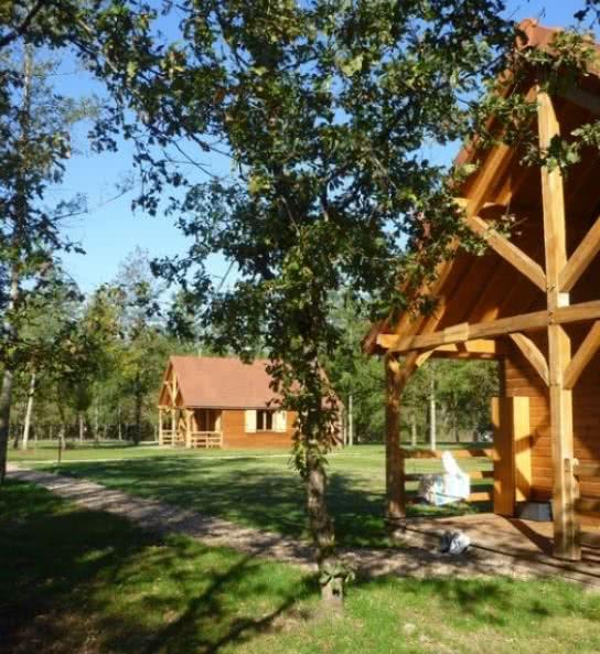 Village de gîtes le moulin de crouy