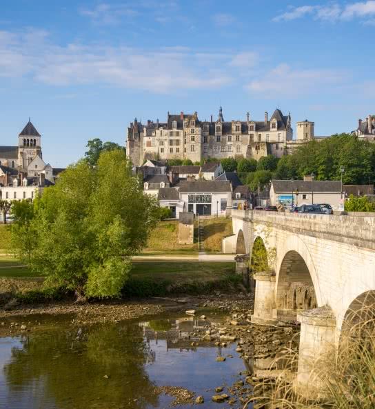 Saint-Aignan en Val de Cher - Vacances autour du ZooParc de Beauval en Loir-et-Cher Val de Loire ©Cyril Chigot - Conseil Départemental41