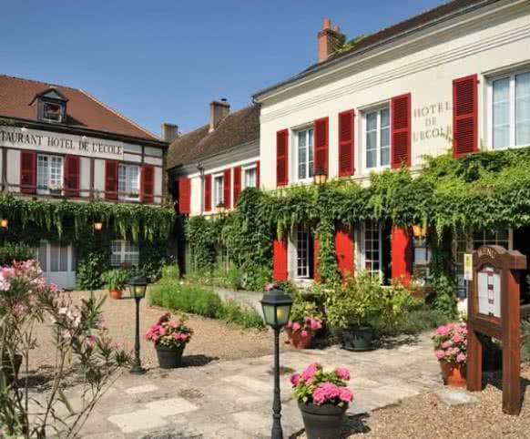 Hôtels autour de Beauval - Auberge de l