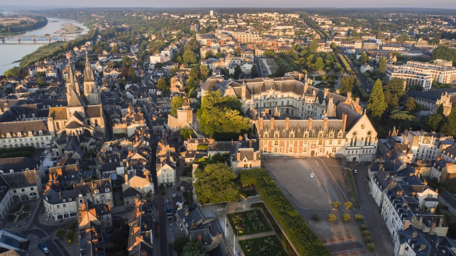 Château royal de Blois - 500 ans de Renaissances en Loir-et-Cher Val de Loire ©Gillard et Vincent