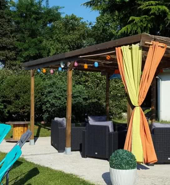 hébergements insolites et campings près de Chaumont-sur-loire - La Alt'