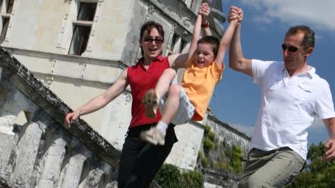 Séjour en famille autour du zoo Saint-Aignan- Vacances en Loir-et-Cher Val de Loire ©Enola Création-ADT41