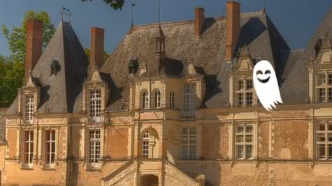 A la recherche du fantôme du château de Villesavin - Visite ludique - Vacances en famille en Loir-et-Cher Val de Loire