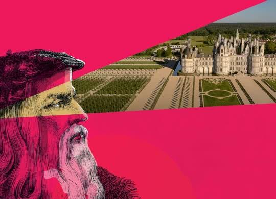 Viva Da Vinci - Campagne Paris 2019 - 500 ans de Renaissances en Loir-et-Cher Val de Loire