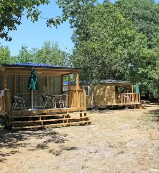 campings et hébergements insolites proches de Cheverny - Camping huttopia les châteaux