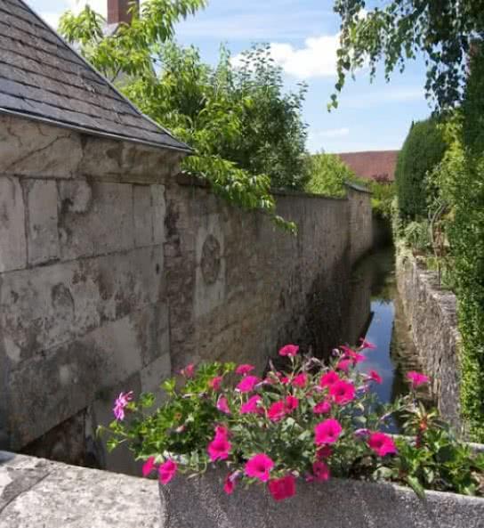 Découverte en famille du village de Pontlevoy - Vacances autour de Chaumont-sur-Loire
