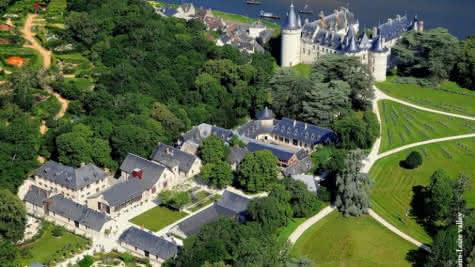 Domaine de Chaumont-sur-Loire - Vacances en famille en Loir-et-Cher ©Loisirs Loire Valley