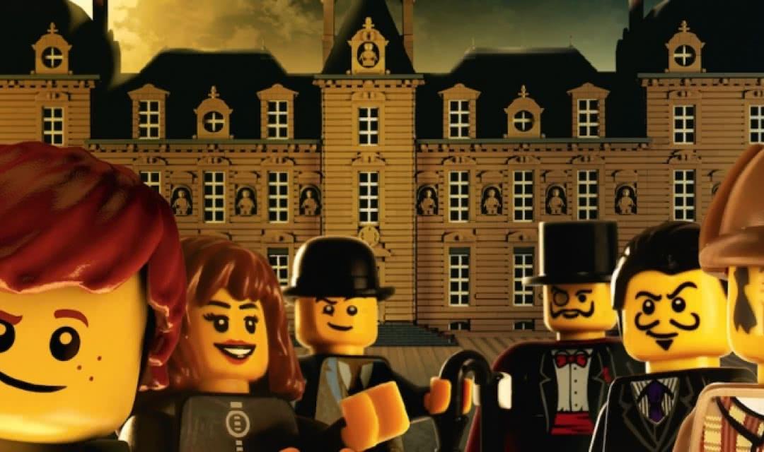 Expo Légo au château de Cheverny - Vacances en famille en Loir-et-Cher Val de Loire autour de Cheverny ©Château de Cheverny