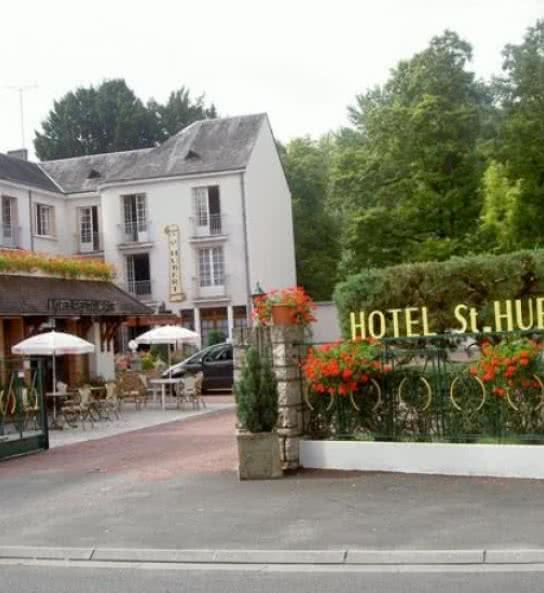 Hôtels proche de Beauval - hôtel Saint-Hubert