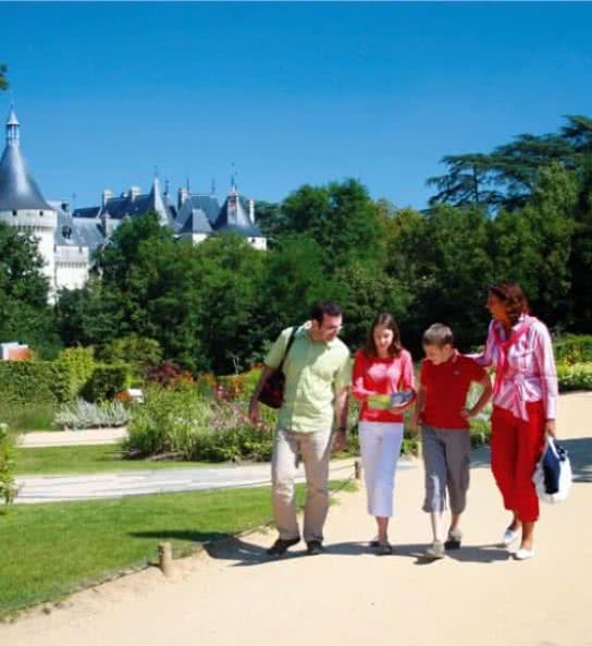 Jeu de piste au Festival International des Jardins - Vacances en famille autour de Chaumont-sur-Loire en Loir-et-Cher