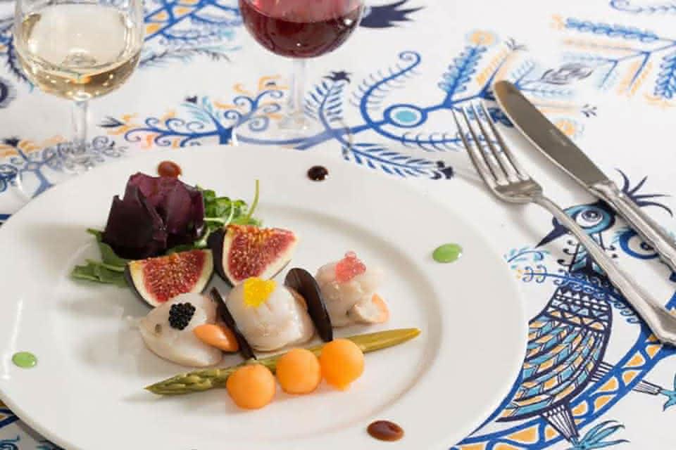 Le Clos des Sureaux - Restaurant autour du château de Cheverny en Loir-et-Cher Val de Loire ©Le Clos des Sureaux