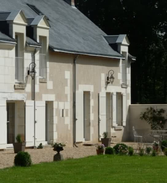 Gîtes proches de Cheverny - Le gîte de l'Hermine