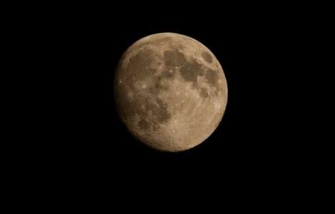Lune ©Alexandre Roubalay - Acadiaudimages.fr