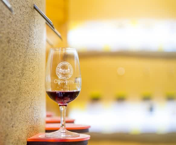 La Maison des Vins des AOC Cheverny et Cour-Cheverny - Vacances gourmandes en Loir-et-Cher Val de Loire ©Cyril Chigot - Conseil départemental 41